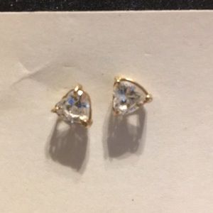 Jewelry - Crystal stud earrings
